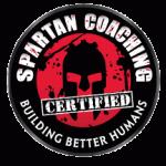 Spartan Coach badge